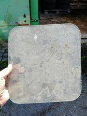 MB Trac - kleine Glasscheibe
