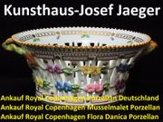 Ankauf Porzellan Royal Copenhagen Kaufe