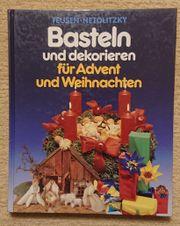 Basteln und dekorieren für Advent