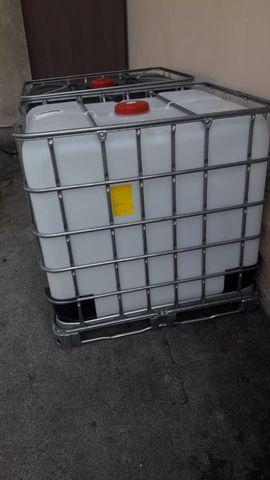 Gebrauchte 1000 Liter IBC-Behälter aus: Kleinanzeigen aus Salzburg - Rubrik Sonstiger Gewerbebedarf