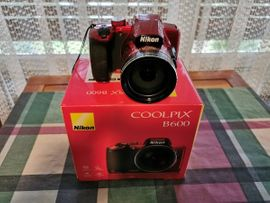 Nikon Coolpix: Kleinanzeigen aus Hammersbach - Rubrik Digitalkameras, Webcams