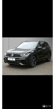 VW Tiguan R Leasing für