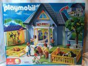 große Playmobilsammlung für Mädchen