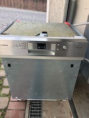 Bosch Exclusiv Edelstahl Spülmaschine EEK-A