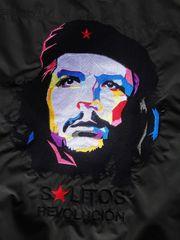 Che Guevara Pilotenjacke Bundjacke Bomberjacke
