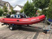 Schlauchboot Zodiac Futura Mark 3