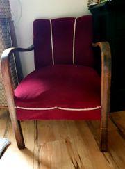 30iger Jahre Sessel