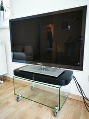 TV Glastisch TV Tisch Glastisch
