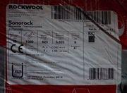 Steinwolle Rockwoll Sonorock Wegen geplantem