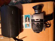 Filmkamera Super 8- Bauer Royal