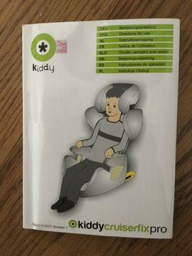 Bild 4 - Kindersitz fürs Auto Kiddy Cruiserfix - Neufahrn Mintraching