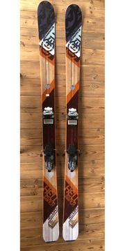Nordica Hell Back 185cm 135-98-125