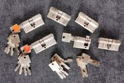 Winkhaus Schließanlage mit Sicherungskarte und