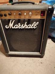 Marshall Verstärker