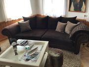 Big Sofa und Sessel