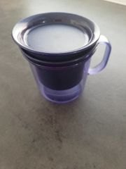 Tupperware Teekanne Tee Kanne blau