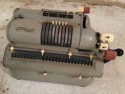 Rechenmaschine Walther