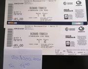 Konzert-Karten für Rainhard Fendrich