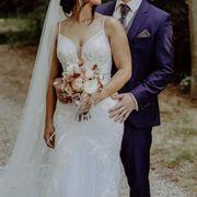 Hochzeitskleid Fit Flair