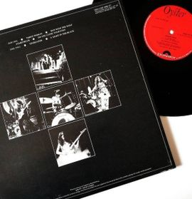 CDs, DVDs, Videos, LPs - Rock schallplatten