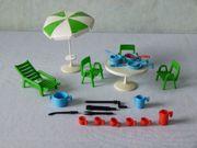 Playmobil 3279 Campingzubehör von 1977