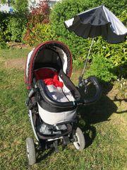 Teutonia Cosmo 09 Kinderwagen
