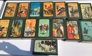 Karl May Bücher-Set 15 Stück