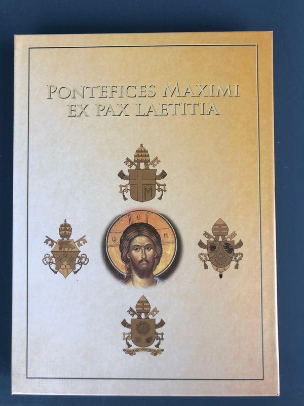 Vatikan Sondermünzen