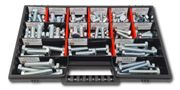 Sechskantschrauben Sortiment M8-M10 10mm-50mm 110