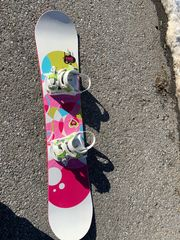 Damen Snowboard