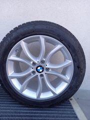 BMW X6 X5 Winterradsatz komplett