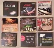 verschiedene Hörbücher Philipp Vandenberg Henning