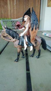 Schleich Elfe und Pferd