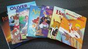 Walt Disney Kinderbücher Sammlung zu