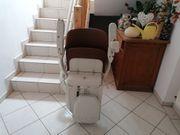 Treppenlift neuwertig zu verkaufen