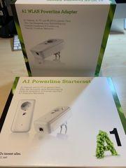 A1 Powerline Set mit zusätzlichem