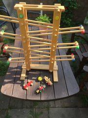 Kugelbahn Holz Drewa