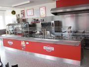 Verkauf Schnellrestaurant im Industriegebiet Bischweier