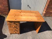 Schreibtisch Massiv Holz Fichte