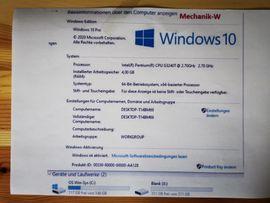 PC Dell OptiPlex 3040 und Bildschirm, Tastatur, Maus