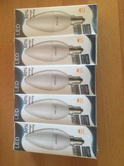 5W E14 LED Lampen 400lm