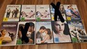 DVDs und 3 Boxen