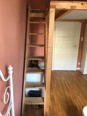 Zwischenboden Hochbett Schlafbühne Holzplattform