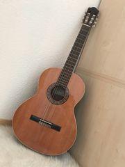Spanische Gitarre Almansa 401 Cedro