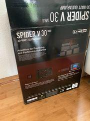 Line6 Spider V30 MKII Gitarrenverstärker