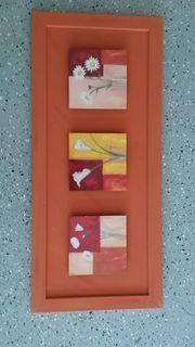 dekoratives Bildensemble