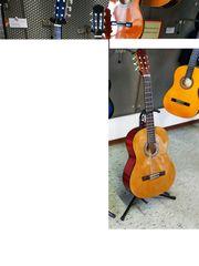 Gitarrenunterricht - 5-Stunden Set im Einzelunterricht