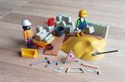 Playmobil 4138 Kompaktset Baustelle
