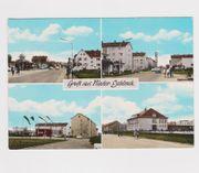Gelaufene Mehrbildkarte Nieder-Eschbach 21 Juli