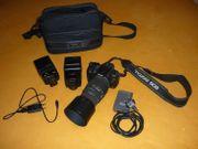 Spiegelreflexkamera Canon DS 126071 mit